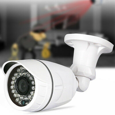 Outdoor 1080P High Definition IP Camera Wireless CCTV Alarm Surveillance