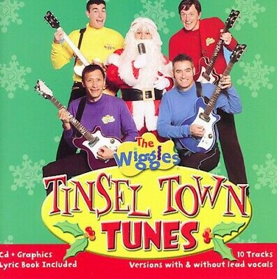 The Wiggles - Tinsel Town Tunes New Cd