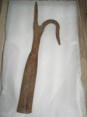 Antique Ancient Old Handmade Authentic MEDIEVAL MIDDLE AGE Byzantine Weapon Arms