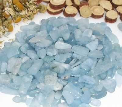 Collage Supplies Small Tumbled Undrilled Natural Gemstone Chips -12 Varieties Available