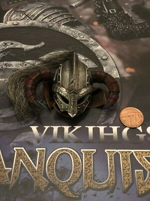 COO Models Vanquisher BERSERKER Viking METAL Shoulder Armor loose 1//6th scale
