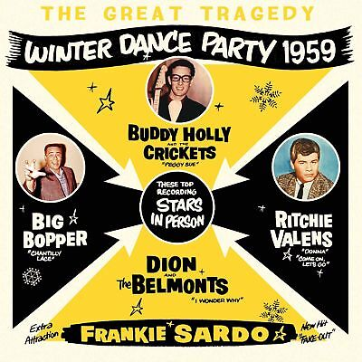 Various Artists - The Great Tragedy - Winter Dance Party 1959 (CD) - Rock & Roll