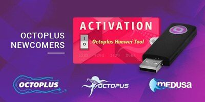 Octoplus Box  Huawei  Tool Activation  ( Fast Activation )
