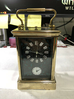 Grande Orologio Ripetizione - Large Repeater Carriage Clock made in france