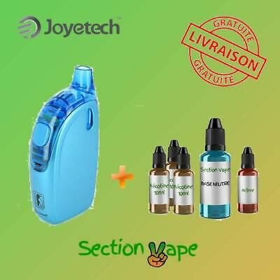 Cigarette electronique joyetech atopack penguin bleue + 1 Kit Diy 60ml