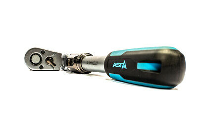 """A-KH6012F 1/2"""" Drive Extendable Flexi-Head & Reversible Ratchet Wrench 60 Teeth"""