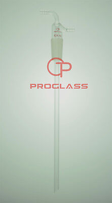 Proglass Adapter,Inlet,joints 24/40,Tube Length Below joint 250mm