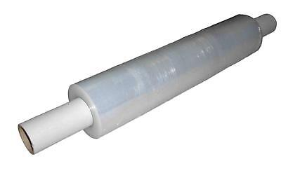 EXTENDED CORE Strong Clear Pallet/Stretch/Shrink Wrap Packaging Cling Film - 400