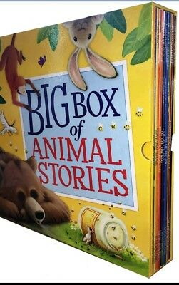 My Big Box of Animal Stories Collection 10 Books Box Set Children's Gift Pack