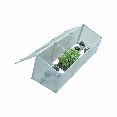 Outsunny Outdoor Greenhouse Polycarbonate Grow House Flower Vegetable Plant... .