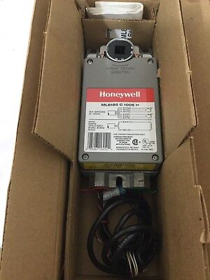 Honeywell ML8185 ML8185C 1006 Direct Coupled Rotary Damper Valve Actuator Motor