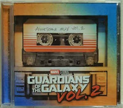 GUARDIANS OF THE GALAXY VOL 2 - AWESOME MIX VOL 2 various (CD Album) Soundtrack