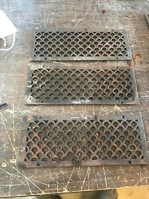 Rl 16 3 Av Each cast-iron heating grate face 5 x 12.5