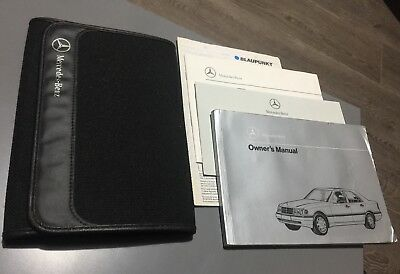 mercedes c180 owners manual