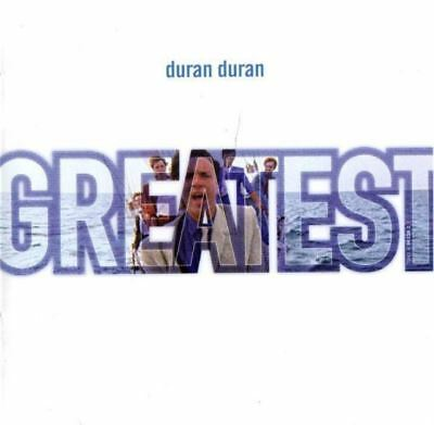 DURAN DURAN greatest (CD, compilation, 1998) best of, hits, synth pop, very good