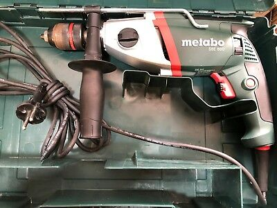 Perceuse à percussion METABO SBE 850