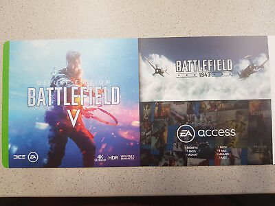 XBOX One Battlefield V Deluxe Edition - Download Key Code