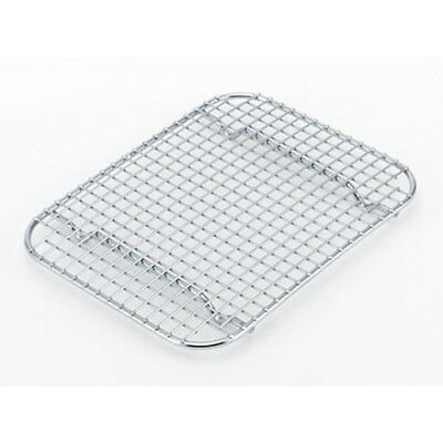 Vollrath 20228 Steam Table Pan Wire Grate, Half-Size, Stainless Steel