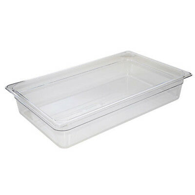 Cold Food Pan - Camwear, Full-Size, 20-5/8 Quart, Black