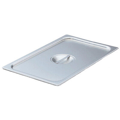 Vollrath 93100 Steam Table Solid Cover For Full-Size Super Pan 3