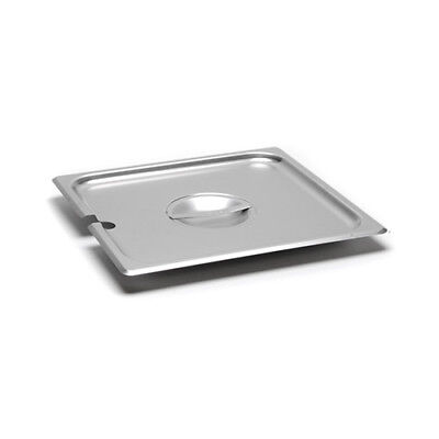 Central Restaurant SPCTT Slotted Cover for 22 Gauge 2/3 Size Steam Table Pans
