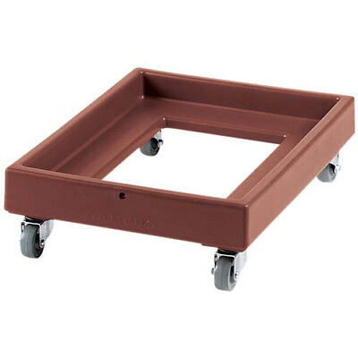 Cambro CD400 CamDolly for CamCarrier Food Pan Carriers 250-150 or 250-542, Black