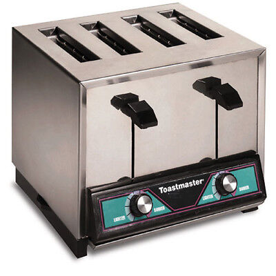 Toastmaster TP409 Commercial 4 Slice Toaster - Electronic 120V, 18.3 Amps