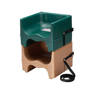 Cambro 200BCS Booster Seat, Dual Height, Beige