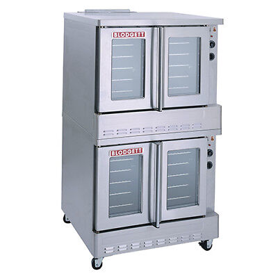 Blodgett Double Stack Convection Oven, Natural Gas SHO-100-G