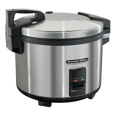 Hamilton Beach 37540 Rice Cooker/Warmer, 40 Cup Capacity