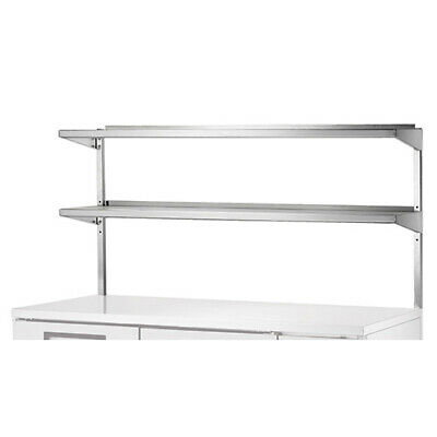 """True 914984 Double Overshelf for 60""""W Prep Tables"""
