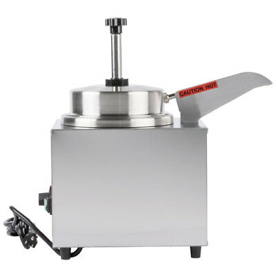 Value Series Cheese Pump with Heated Spout