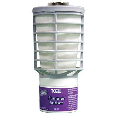 Rubbermaid FG402472 Refill for TCell Air Flow Fragrance - Tropical Sunrise