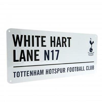 Tottenham Hotspur F.C. Street Sign  brand new official licensed football product