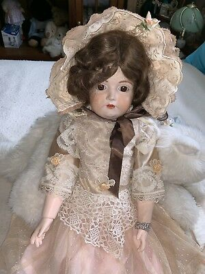 Beautiful Tall Reproduction French doll