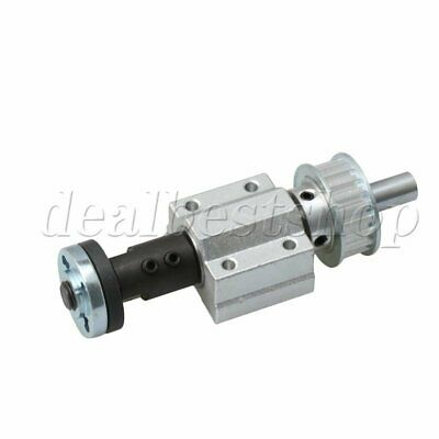 High Precision Table Saw Drill Power Spindle Miniature Bearing Silver