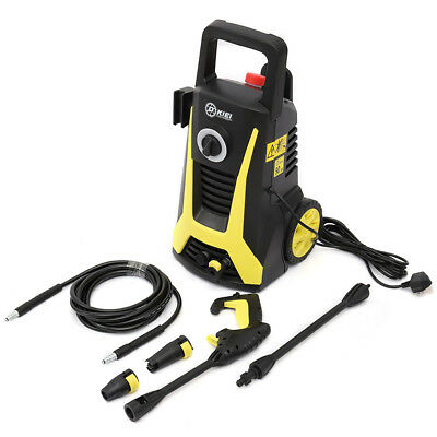 Electric Pressure Water Mobile High Power Jet Washer Cleaner Patio Car Vehicle