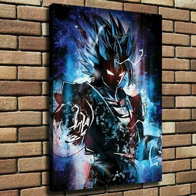 Dragon Ball Goku HD Canvas Print Painting Home Decor room Wall Art Picture 24605