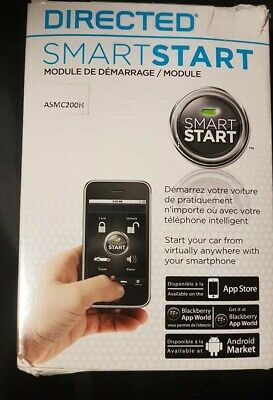 Directed Smart Start ASMC 200H Add on module to control your vehicle w/free app.
