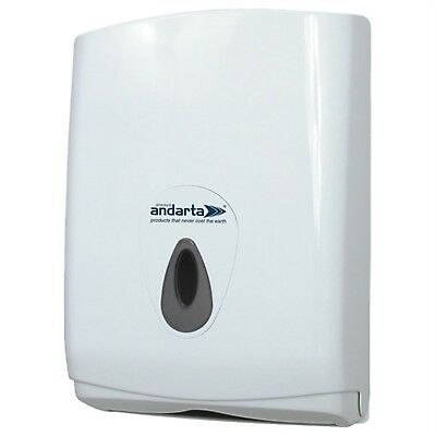 Andarta 06-025 Plastic Lockable Hand Towel Dispenser