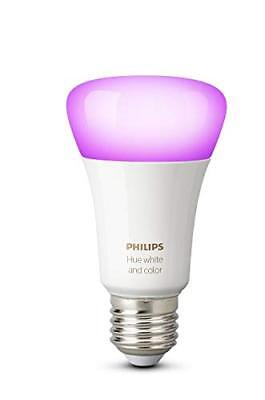 Philips Hue White & Color Ambiance E27 LED Lampe Erweiterung, 3. Generation,