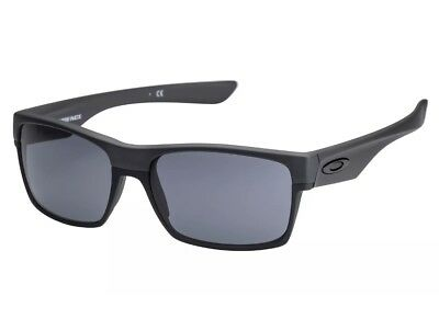 c111a4d46d6 NEW Without Tag - OAKLEY TWOFACE Sunglasses OO9189-05 Steel Frame W  Grey  Lens