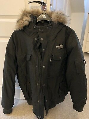 6123675d8a THE NORTH FACE Mens TNF Red Square Synth Hooded Jacket Padded Coat ...