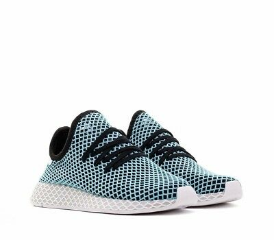 pretty nice 87543 f56de adidas Mens Deerupt Runner Parley CQ2623, Fashion Sneaker