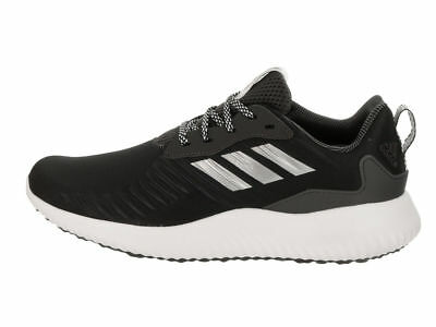 ce682deb1 Womens Adidas Alphabounce RC Running Shoes Size 7.5 Black White Silver  B42656