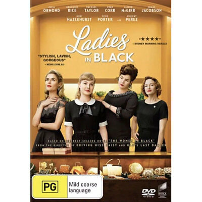 Ladies in Black DVD NEW (Region 4 Australia)