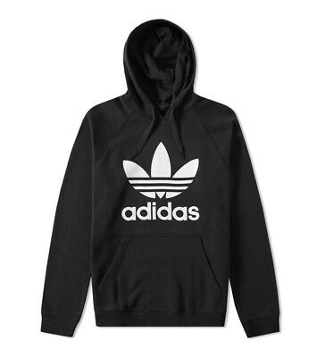 ADIDAS ORIGINALS ADICOLOR Trefoil Hoodie Hoody Size Medium