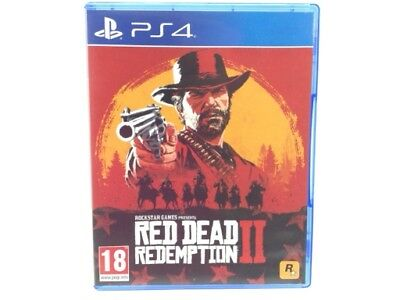 Juego Ps4 Red Dead Redemption 2 Ps4 4397587