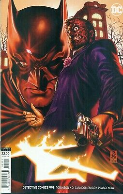 Detective Comics #991 Robinson Batman Mark Brooks Logo Free Variant B NM/M 2018
