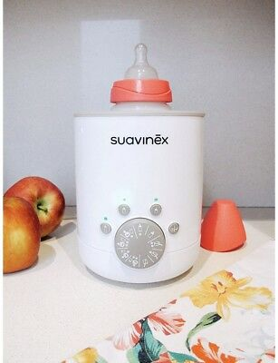 SUAVINEX 400773 – Bottle Warmer 3 in 1 (, Breast Milk Formula and Drink)